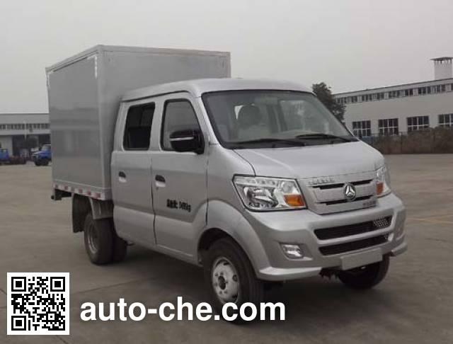 Sinotruk CDW Wangpai CDW5031XXYS2M5Q box van truck