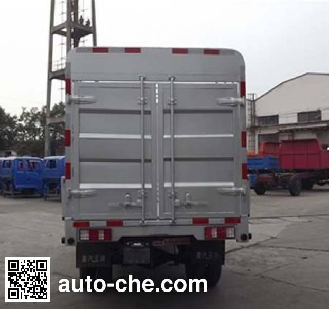 Sinotruk CDW Wangpai CDW5032CCYN2M5Q грузовик с решетчатым тент-каркасом