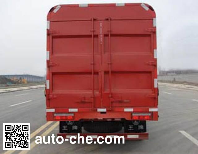 Sinotruk CDW Wangpai CDW5040CCYHA3P4 грузовик с решетчатым тент-каркасом