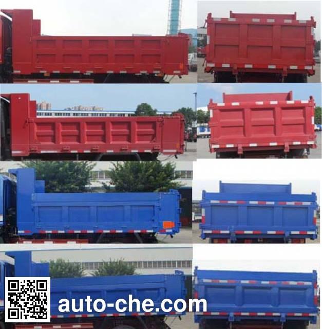 Sinotruk CDW Wangpai CDW5040ZLJHA1R5 dump garbage truck