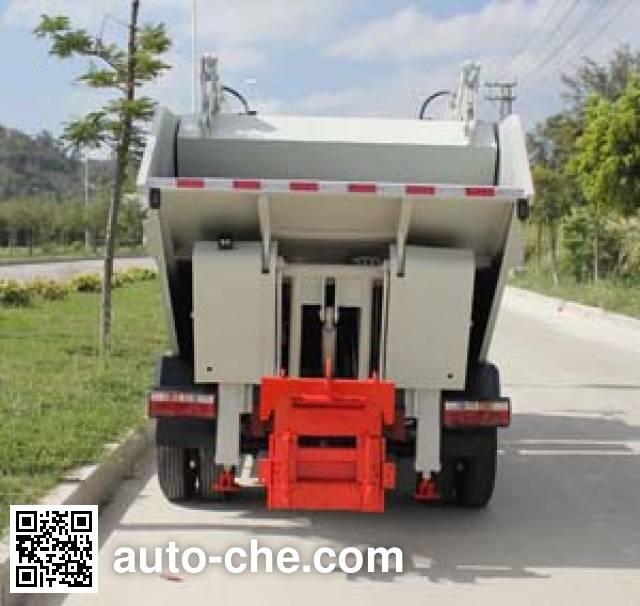 Sinotruk CDW Wangpai CDW5040ZZZHA1P5 self-loading garbage truck