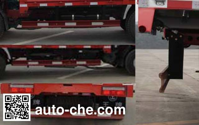 Sinotruk CDW Wangpai CDW5040CCYHA1P4 stake truck
