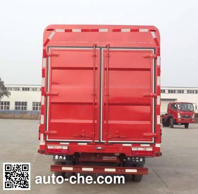 Sinotruk CDW Wangpai CDW5041CCYHA2Q4 грузовик с решетчатым тент-каркасом