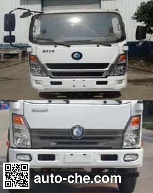 Sinotruk CDW Wangpai CDW5043CCYHA1P4 stake truck