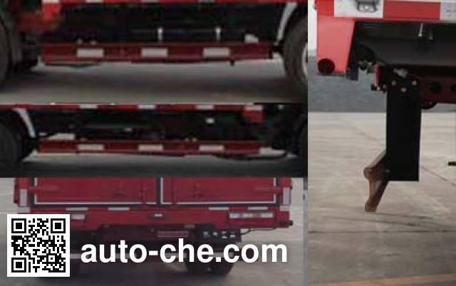 Sinotruk CDW Wangpai CDW5070CCYHA1P4 stake truck