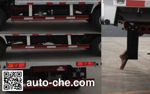 Sinotruk CDW Wangpai CDW5040CPYHA3Q4 soft top box van truck
