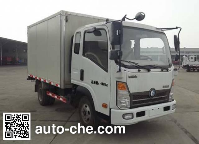 Sinotruk CDW Wangpai CDW5051XXYHA1P4 box van truck