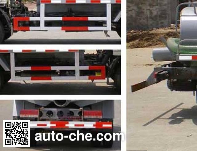Sinotruk CDW Wangpai CDW5060GXE suction truck