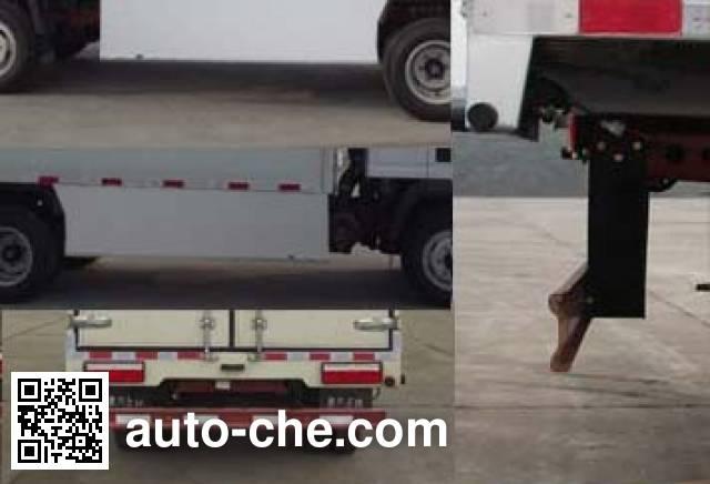 Sinotruk CDW Wangpai CDW5060XXYEV electric cargo van