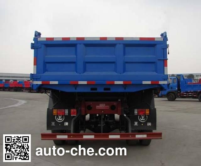 Sinotruk CDW Wangpai CDW5060ZLJA1Q4 dump garbage truck
