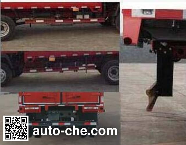 Sinotruk CDW Wangpai CDW5070CCYHA1P5 stake truck