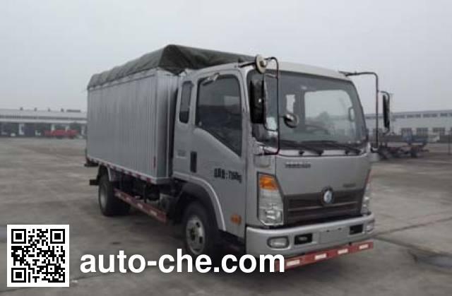 Sinotruk CDW Wangpai CDW5070CPYHA1P4 soft top box van truck