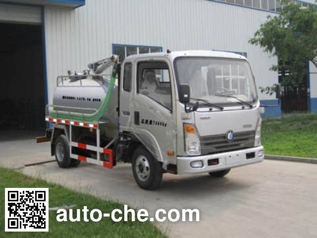 Sinotruk CDW Wangpai CDW5070GXEHA1A4 suction truck