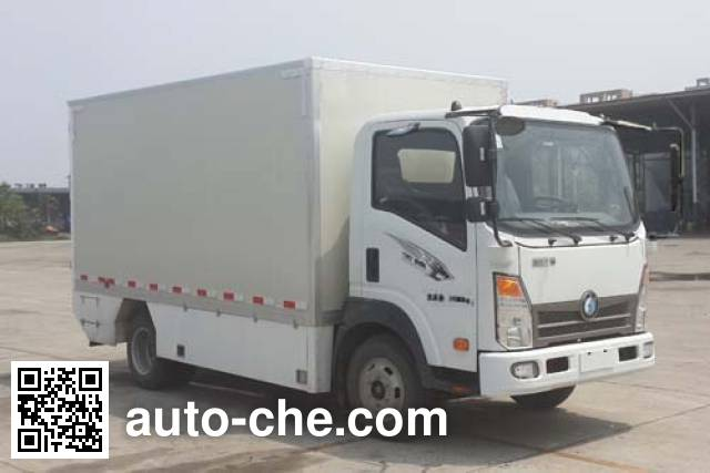 Sinotruk CDW Wangpai CDW5070XXYH2PEV electric cargo van