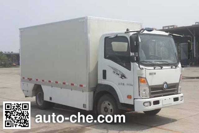 Sinotruk CDW Wangpai CDW5071XXYH1PEV electric cargo van