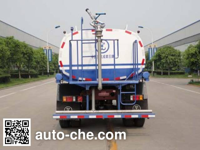 Sinotruk CDW Wangpai CDW5080GSSA1B4 sprinkler machine (water tank truck)
