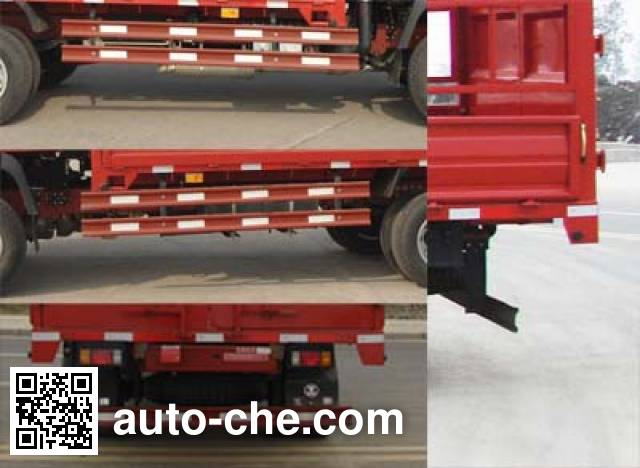 Sinotruk CDW Wangpai CDW5081CCYHA1R4 stake truck