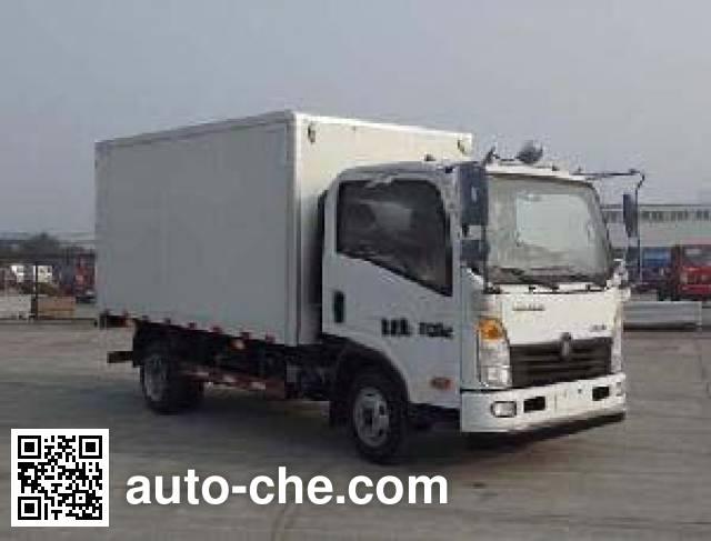 Sinotruk CDW Wangpai CDW5081XXYH1R5 box van truck