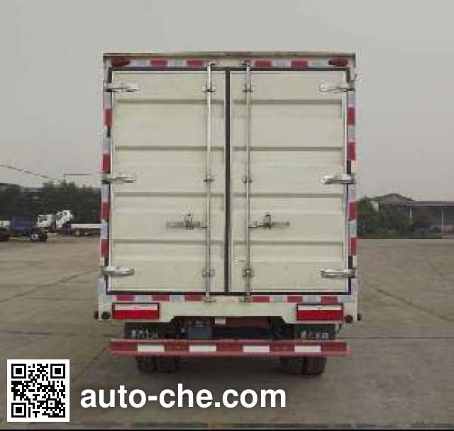 Sinotruk CDW Wangpai CDW5090XXYH1R5 box van truck