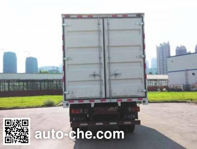 Sinotruk CDW Wangpai CDW5122XXYHA1R4 box van truck