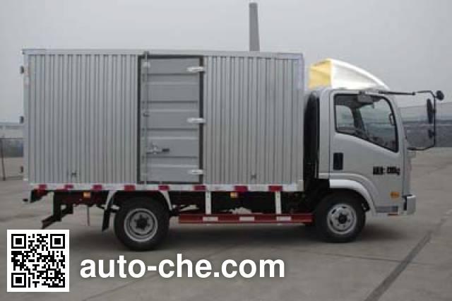 Sinotruk CDW Wangpai CDW5081XXYHA2Q4 box van truck