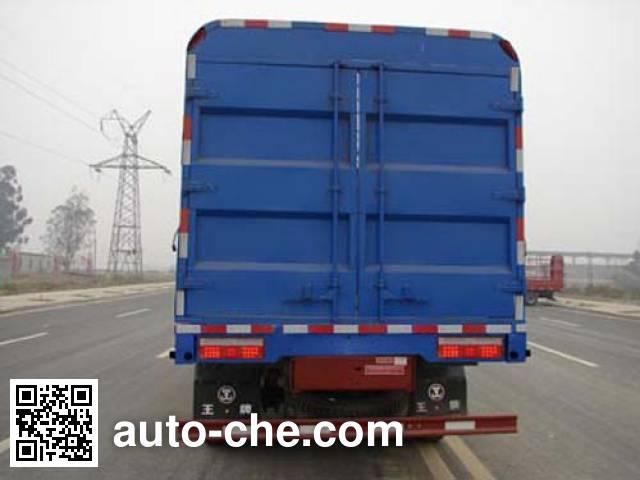 Sinotruk CDW Wangpai CDW5091CCYA1C4 stake truck