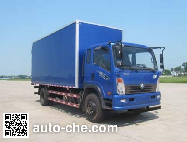 Sinotruk CDW Wangpai CDW5100XXYA2R5 box van truck