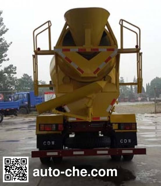 Sinotruk CDW Wangpai CDW5110GJBA2Q4 concrete mixer truck