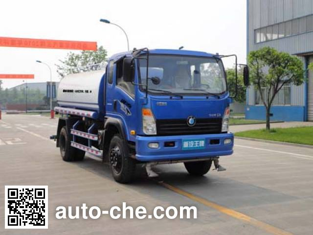 Sinotruk CDW Wangpai CDW5120GSSHA1R5N sprinkler machine (water tank truck)