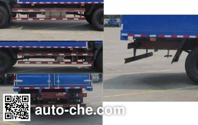 Sinotruk CDW Wangpai CDW5163XXYA1R5 box van truck