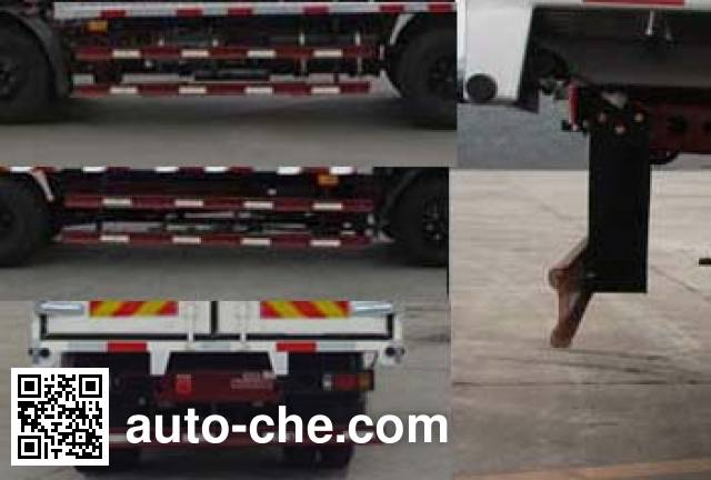 Sinotruk CDW Wangpai CDW5153CPYA1C4 soft top box van truck