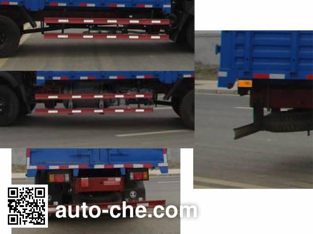 Sinotruk CDW Wangpai CDW5120CCYHA1R5N stake truck