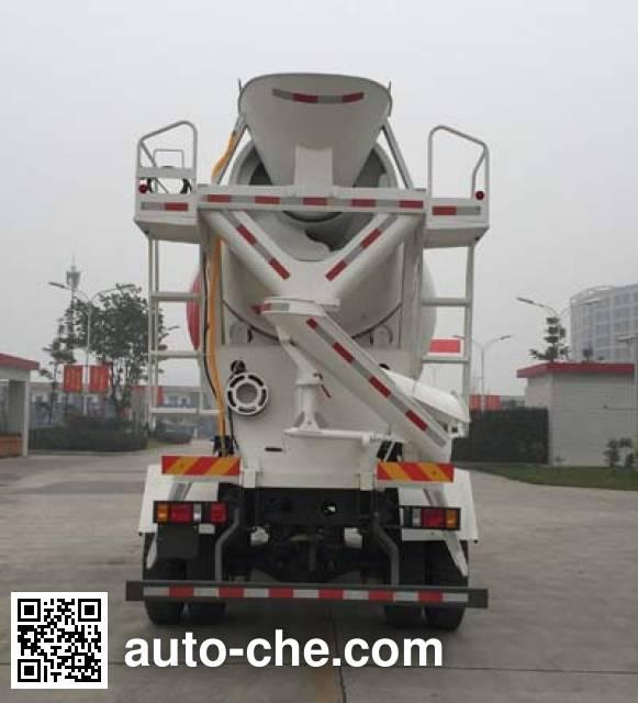 Sinotruk CDW Wangpai CDW5160GJBA3R5 concrete mixer truck