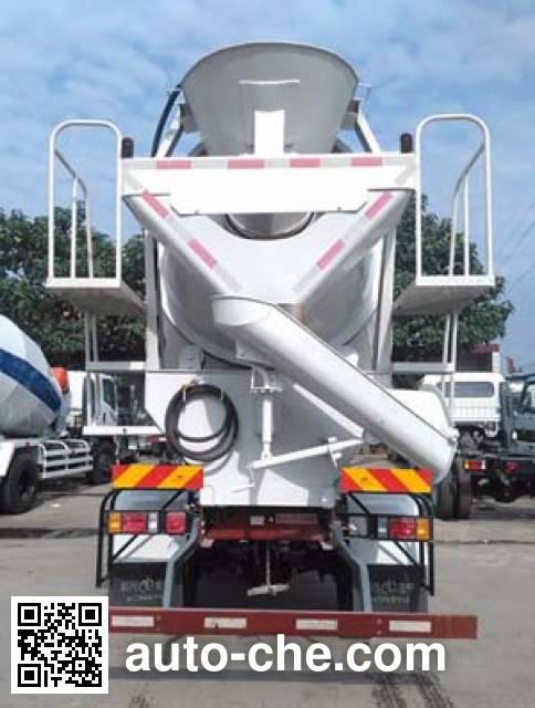 王牌牌CDW5160GJBA1R4混凝土搅拌运输车