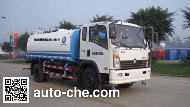 Sinotruk CDW Wangpai CDW5160GSSA1C4 sprinkler machine (water tank truck)