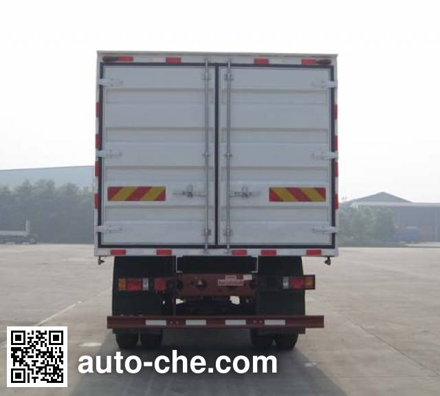 Sinotruk CDW Wangpai CDW5160XXYEV electric cargo van