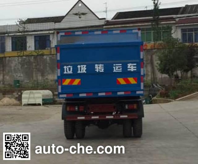 Sinotruk CDW Wangpai CDW5160ZLJA3R5 garbage truck