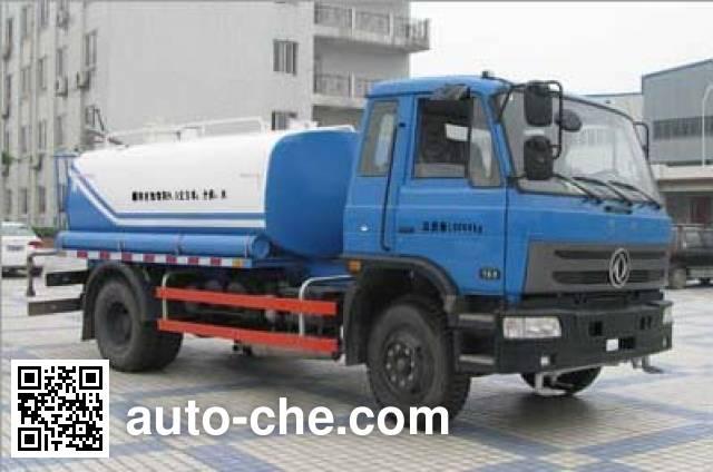 Sinotruk CDW Wangpai CDW5161GSS sprinkler machine (water tank truck)