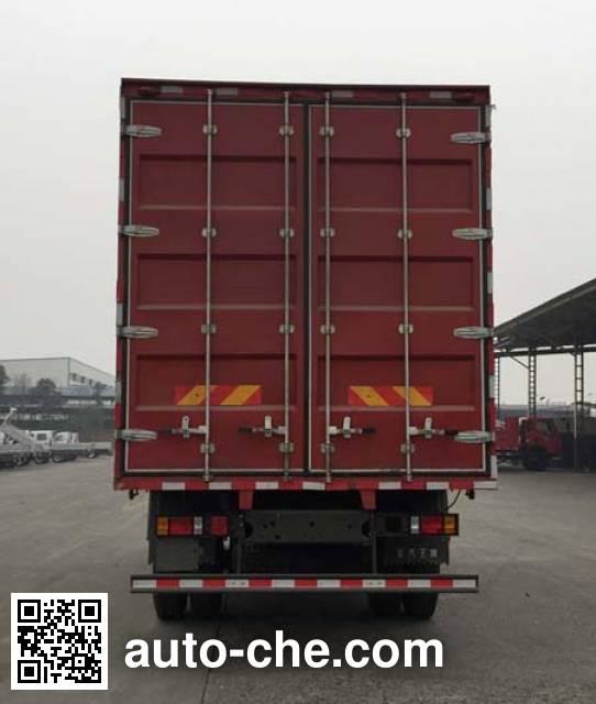 Sinotruk CDW Wangpai CDW5161XXYA1N5L box van truck