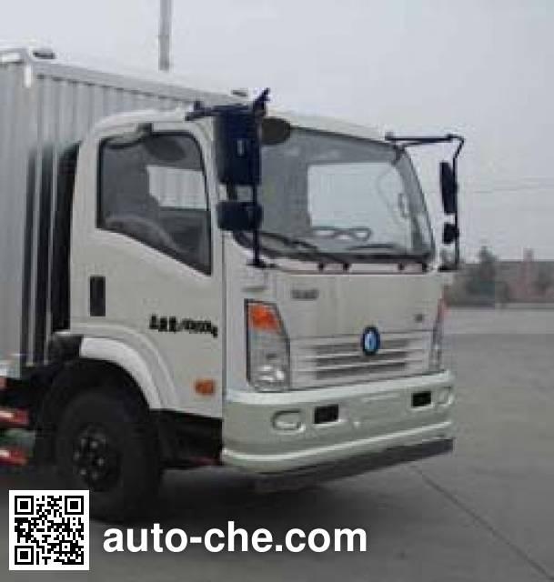 Sinotruk CDW Wangpai CDW5120XXYHA1R4 box van truck