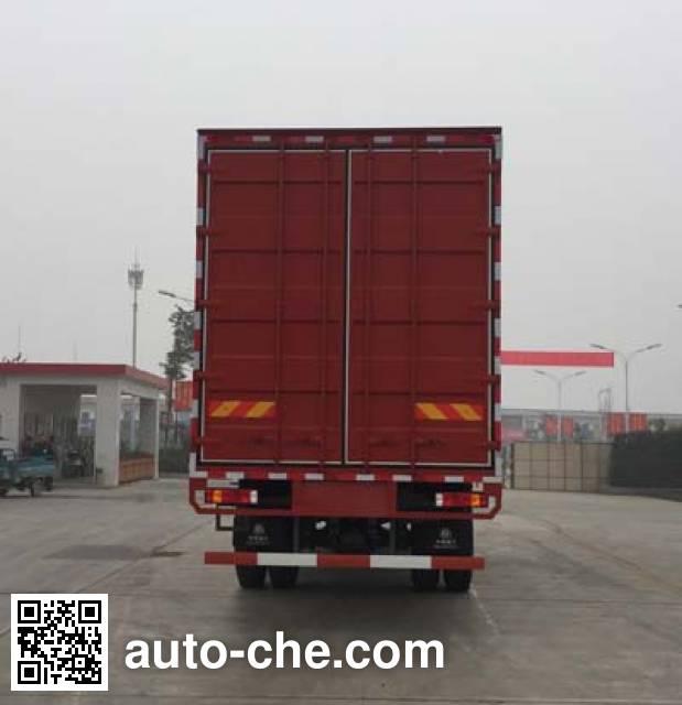 Sinotruk CDW Wangpai CDW5250XXYA1T5 box van truck