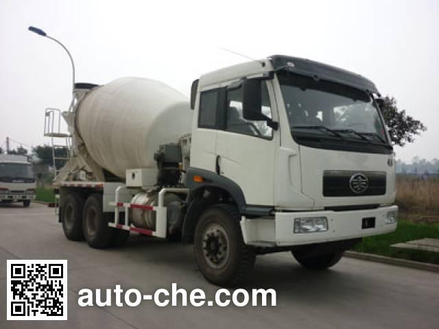 Sinotruk CDW Wangpai CDW5256GJB concrete mixer truck