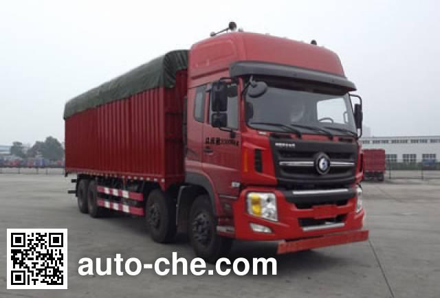 Sinotruk CDW Wangpai CDW5310CPYA1T3 soft top box van truck
