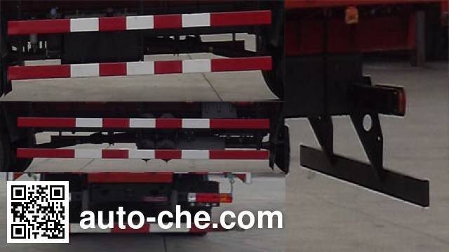 Sinotruk CDW Wangpai CDW5310CPYA2T3 soft top box van truck