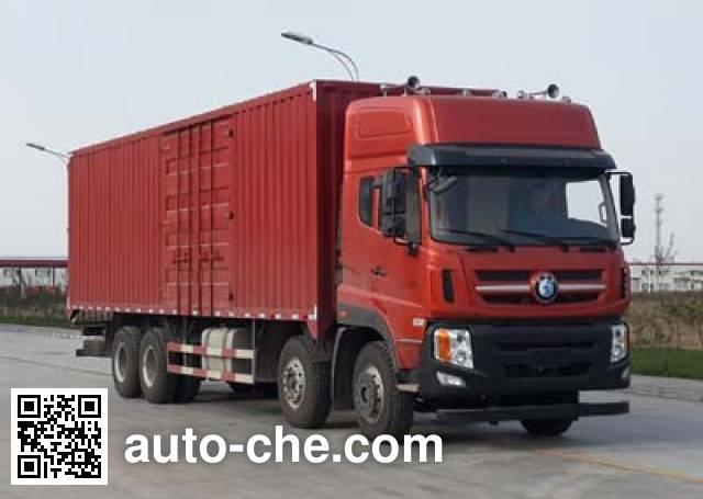 王牌牌CDW5320XXYA1T5厢式运输车