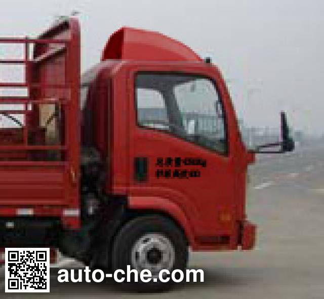 Sinotruk CDW Wangpai CDW5815CS1B2 low-speed stake truck