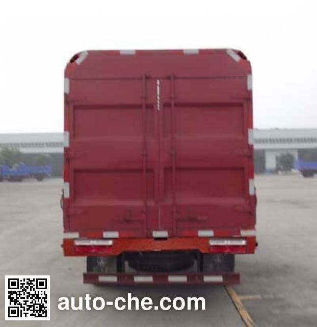 Sinotruk CDW Wangpai CDW5815PCS1B2 low-speed stake truck