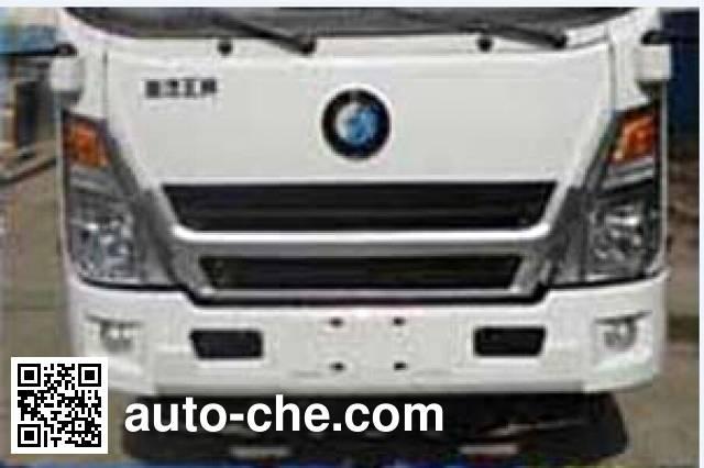 Sinotruk CDW Wangpai CDW5815PD4B2 low-speed dump truck