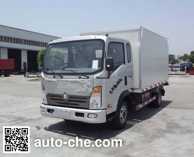 Sinotruk CDW Wangpai CDW5815PX1B2 low-speed cargo van truck