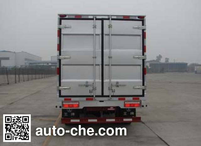 Sinotruk CDW Wangpai CDW5815X2B2 low-speed cargo van truck